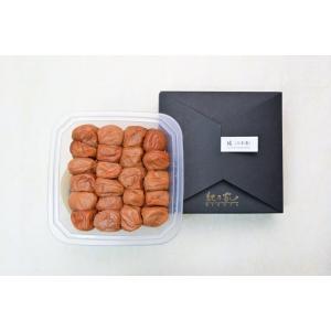 純(三年漬) ポリケース詰め 450g 【塩分】約22%|kinoya-kawabe-foods