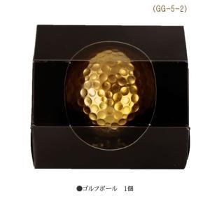 金箔ゴルフボール「金の玉(1個入・無地)」|kinpakuya|03