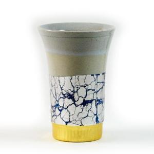 金箔貼カップ「フリーカップ(小)(全4色)」|kinpakuya|03