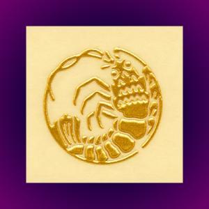 うつし金蒔絵「海老紋」|kinpakuya