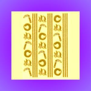 うつし金蒔絵「粋/手拭い柄かまわぬ」|kinpakuya
