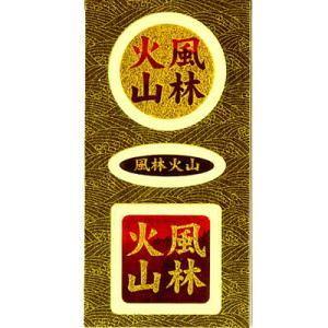 金箔シール(ミニ)[風林火山A] kinpakuya