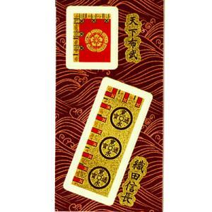 金箔シール(ミニ)[戦国武将/織田家軍旗] kinpakuya