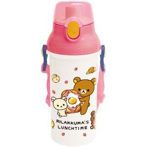 San-X リラックマ「ランチマーケット/ダイレクト水筒(KY73901)」|kinpakuya