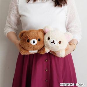 San-X リラックマ「コリラックマ meets チャイロイコグマ/ふんわりうつぶせぬいぐるみ(コリラックマ)(MY20301)」 kinpakuya 02