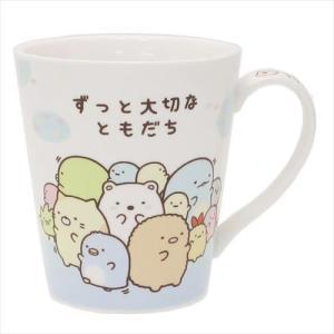 San-X すみっコぐらし「キッチン雑貨/メッセージMUG(ずっと大切なともだち)」|kinpakuya