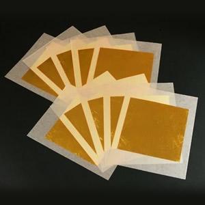 金箔シート 二号色/109mm角/10シート|kinpakuya