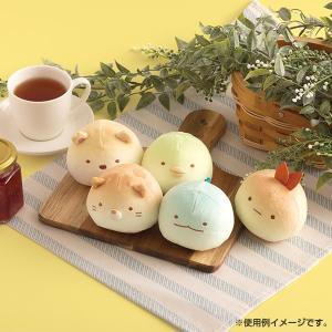 San-X すみっコぐらし「すみっコパンきょうしつ/もーちもちパン屋さんぬいぐるみ(全5種)」|kinpakuya|08