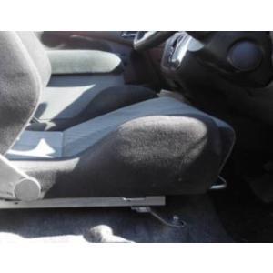 日産 NV350キャラバン E26 レカロシート用  オリジナルシートレール 日本工場生産  送料無...