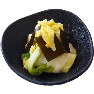 白菜昆布風味|kinse-kyo-tsukemono