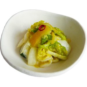 柚子白菜|kinse-kyo-tsukemono