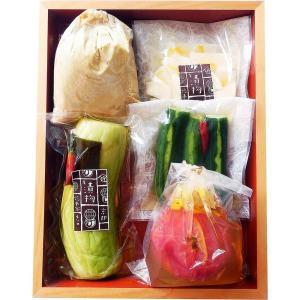 夏の浅漬5点セット kinse-kyo-tsukemono