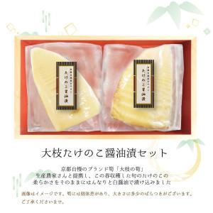 大枝のたけのこ醤油漬セット kinse-kyo-tsukemono