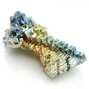 ビスマス人工結晶 人工ビスマス結晶 ビスマス 蒼鉛 ドイツ産