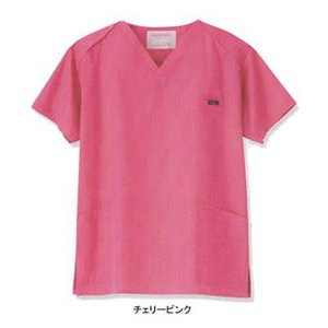 アンジェクラブ 7000SC 男女兼用スクラブ 4L・ピンク|kinsyou-webshop