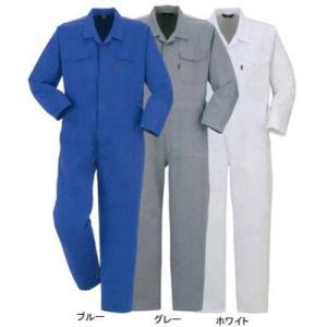 作業服 作業着 つなぎ DON 750 ツナギ服 BM・ブルー1|kinsyou-webshop