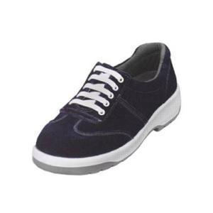 エンゼル ポリウレタン2層底安全靴AN3051ベロア 24.5・EEE|kinsyou-webshop