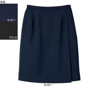 オフィスウェア 事務服 制服 ヌーヴォ SC5000 キュロットスカート 5号〜19号|kinsyou-webshop
