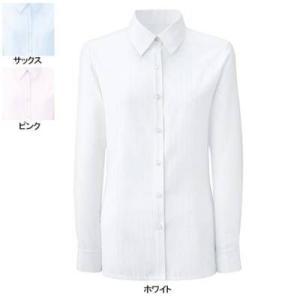 ヌーヴォ FB75508 ブラウス(長袖) 5号〜19号 オフィスウェア 事務服 制服|kinsyou-webshop