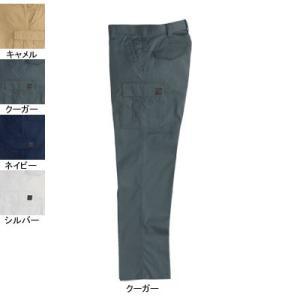 作業服 作業着 春夏用 バートル 6086 カーゴパンツ 110 クーガー17 かっこいい kinsyou-webshop