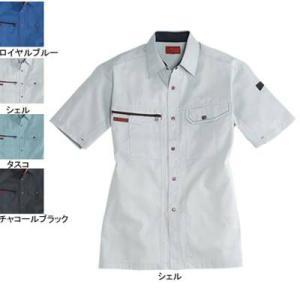 バートル 6035 半袖シャツ