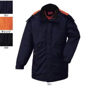 防寒着 防寒服 作業服 作業着 防寒ブルゾン ジーベック 591 コート 4L〜5L|kinsyou-webshop