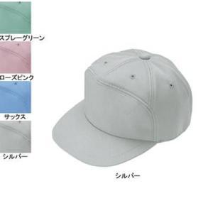 作業服 作業着 自重堂 90079 エコ製品制電帽子(丸アポロ型) M・シルバー036 kinsyou-webshop