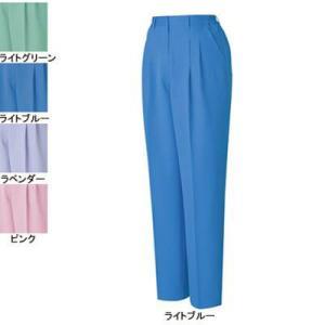 作業服 ズボン 作業着 自重堂 42806 エコ製品制電レディースツータックパンツ XL kinsyou-webshop