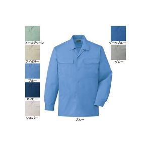 作業服 作業着 自重堂 84624 長袖オープンシャツ S〜LL kinsyou-webshop