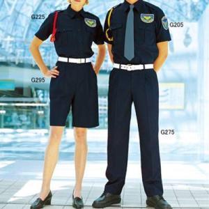 警備服 防犯商品 G-best G205 夏半袖シャツ M〜4L|kinsyou-webshop