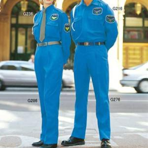 警備服 防犯商品 G-best G216 夏長袖シャツ S〜4L|kinsyou-webshop