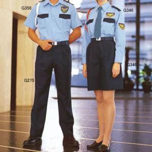 警備服 防犯商品 G-best G356 夏半袖シャツ S〜4L|kinsyou-webshop