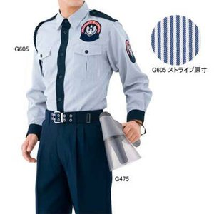 G-best G605 夏長袖ペアシャツ L|kinsyou-webshop