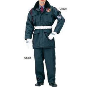 警備服・防犯商品 防寒着 防寒服  G-best G5305 防寒コート M〜4L|kinsyou-webshop