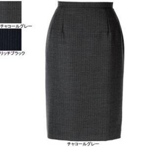 ピエ S0630-97 スカート(52cm丈) 7号・チャコールグレー|kinsyou-webshop
