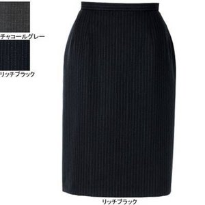 ピエ S0630-99 スカート(52cm丈) 15号・リッチブラック|kinsyou-webshop