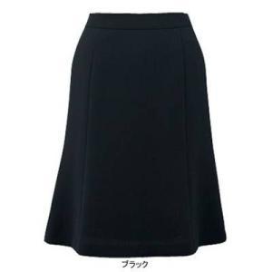 オフィスウェア ピエ S9571-99 フレアースカート(57cm丈・ピンクドット) 5号〜15号|kinsyou-webshop