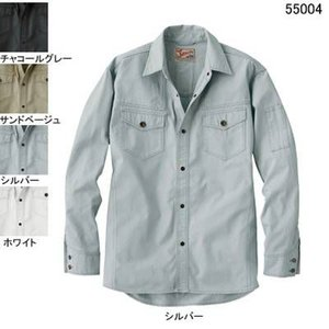 Jawin/自重堂 55004 長袖シャツ