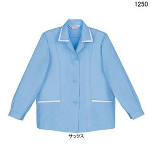 作業服 作業着 自重堂 1250 製品制電長袖スモック S〜LL|kinsyou-webshop
