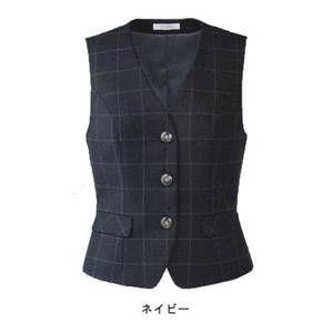 オフィスウェア ユニレディ U5137 作業服 作業着 ベスト 5号〜15号|kinsyou-webshop