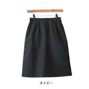 オフィスウェア ユニレディ U9033 セミタイトスカート 86〜91|kinsyou-webshop