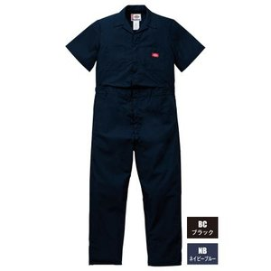 Dickies ディッキーズ 33999 半袖インポートツヅキ服 つなぎ S〜L|kinsyou-webshop