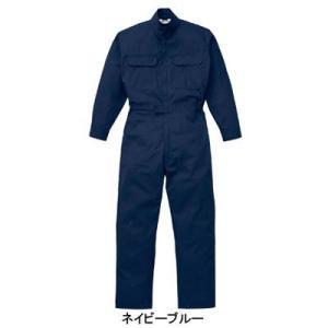 作業服 作業着 つなぎ 山田辰AUTO-BI 5101 防炎ツヅキ服 3L|kinsyou-webshop