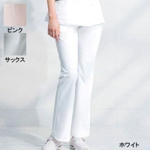 ソワンクレエ HI300 ブーツカットパンツ S〜3L 医療白衣・介護服 kinsyou-webshop