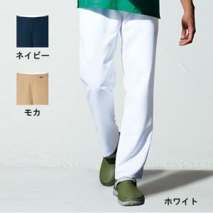 ソワンクレエ 5015EW メンズパンツ S〜4L 医療白衣・介護服 kinsyou-webshop