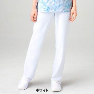 ソワンクレエ 6007EW ストレートパンツ(総ゴム) S〜4L 医療白衣・介護服 kinsyou-webshop