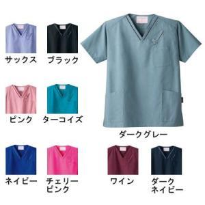 ソワンクレエ 7003SC スクラブ SS〜4L 医療白衣・介護服 kinsyou-webshop