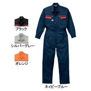 作業服 作業着 つなぎ 山田辰AUTO-BI 1-1180 ツヅキ服 S〜LL|kinsyou-webshop