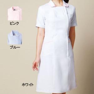 医療白衣・介護服 WHISeL 自重堂 WH11200 ワンピース S〜4L|kinsyou-webshop