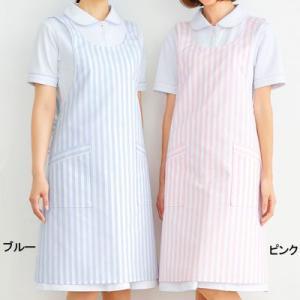 医療白衣・介護服 WHISeL 自重堂 WH90014 エプロン F|kinsyou-webshop